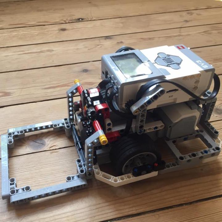Ev3lessons By Seshan Brothers